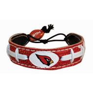 Arizona Cardinals Team Color Football Bracelet