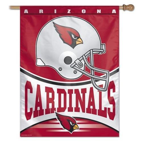 """Arizona Cardinals 27""""x37"""" Banner"""