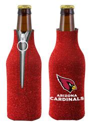 Arizona Cardinals Bottle Suit Holder - Glitter