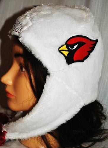 Arizona Cardinals Helmet Dangle Hat