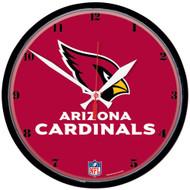 Arizona Cardinals Wall Clock - Round