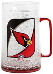 Arizona Cardinals Crystal Freezer Mug - Monster Size