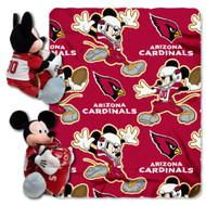 Arizona Cardinals Disney Hugger Blanket