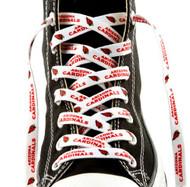 "Arizona Cardinals Shoe Laces - 54"""