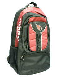 Arizona Cardinals Back Pack - Black Colossus Style