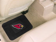 Arizona Cardinals Heavy Duty Vinyl Rear Seat Car Utility Mat
