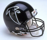 Atlanta Falcons 1990-02 Throwback Riddell Deluxe Replica Helmet