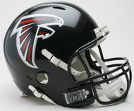 Atlanta Falcons Throwback 2002 Revolution Pro Line Helmet