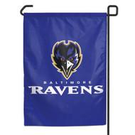 """Baltimore Ravens 11""""x15"""" Garden Flag"""