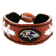 Baltimore Ravens Classic Football Bracelet
