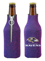 Baltimore Ravens Bottle Suit Holder - Glitter