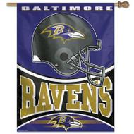 "Baltimore Ravens 27""x37"" Banner"