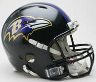 Baltimore Ravens Revolution Pro Line Helmet