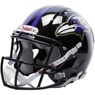 Baltimore Ravens Revolution Speed Pro Line Helmet