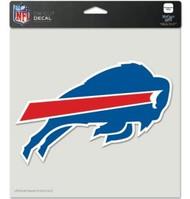 """Buffalo Bills Die-Cut Decal - 8""""x8"""" Color"""