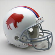 Buffalo Bills 1965-73 Throwback Pro Line Helmet