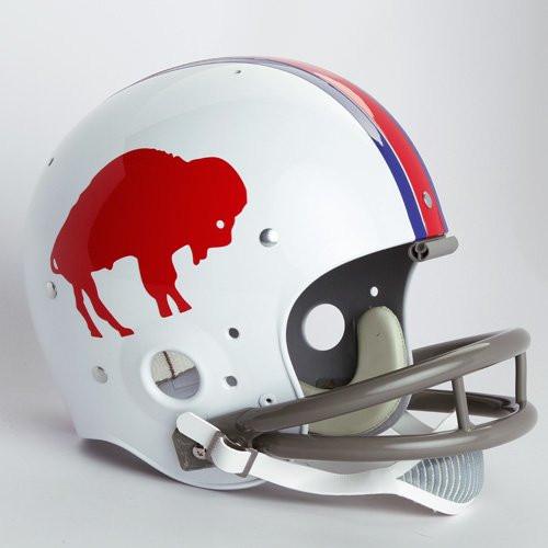 Buffalo Bills 1965-73 TK Helmet