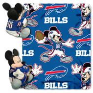 Buffalo Bills Disney Hugger Blanket