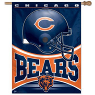 """Chicago Bears 27""""x37"""" Banner"""