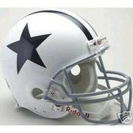 Dallas Cowboys 1960-63 Throwback Pro Line Helmet