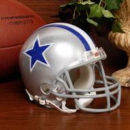 Dallas Cowboys 1964-66 Throwback Replica Mini Helmet w/ Z2B Face Mask