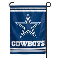 """Dallas Cowboys 11""""x15"""" Garden Flag"""