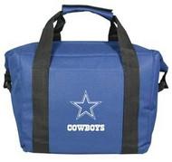 Dallas Cowboys 12 Pack Kolder Cooler Bag