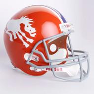 Denver Broncos 1966 Throwback Riddell Deluxe Replica Helmet