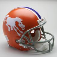 Denver Broncos 1966 Throwback Pro Line Helmet