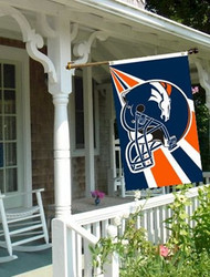 Denver Broncos 3'x5' Helmet Design Flag