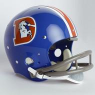 Denver Broncos 1968-74 TK Helmet