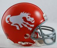 Denver Broncos 1962-65 Throwback Replica Mini Helmet