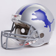 Detroit Lions 1960-69 Throwback Pro Line Helmet