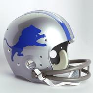 Detroit Lions 1962-68 TK Helmet