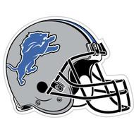 """Detroit Lions 12"""" Helmet Car Magnet"""