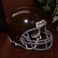 Green Bay Packers 1929 Throwback Replica Mini Helmet w/ Z2B Face Mask