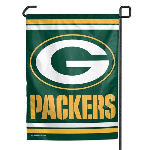 """Green Bay Packers 11""""x15"""" Garden Flag"""