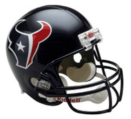 Houston Texans Riddell Deluxe Replica Helmet