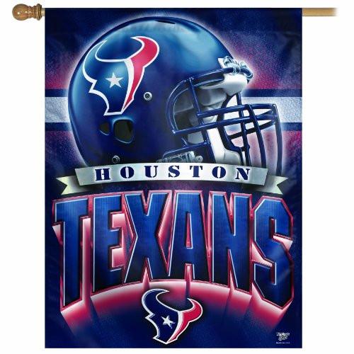 "Houston Texans 27""x37"" Banner"