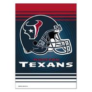 """Houston Texans 11""""x15"""" Garden Flag"""