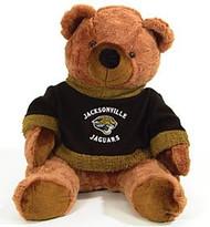 """Jacksonville Jaguars 20"""" Plush Bear"""