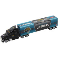Jacksonville Jaguars 1:80 Tractor Trailer - 2012