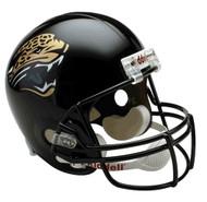 Jacksonville Jaguars 1995-2012 Throwback Riddell Deluxe Replica Helmet