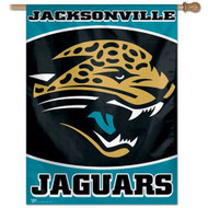 "Jacksonville Jaguars 27""x37"" Banner"
