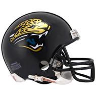 Jacksonville Jaguars 1995-2012 Throwback Replica Mini Helmet w/Z2B Mask