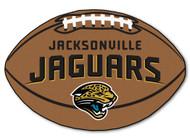 "Jacksonville Jaguars 22""x35"" Football Mat"