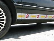 Kansas City Chiefs Car Trim Magnets