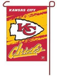 "Kansas City Chiefs 11""x15"" Garden Flag"