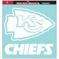 """Kansas City Chiefs 18""""x18"""" Die Cut Decal"""