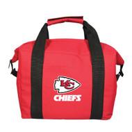 Kansas City Chiefs 12 Pack Kolder Cooler Bag